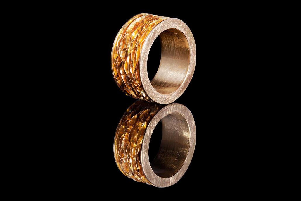 Paulien Schipper goudsmid ringen